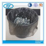 Sac d'ordures en plastique utilisé facile et commode sur le roulis