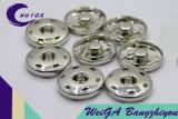 Кнопка Slive крепежной детали 6-Hole металла высокого качества