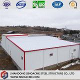 Prefabricated 무거운 강철 구조물 공장 헛간