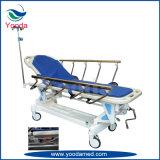 Escala de ponderação Opcional Trole de emergência hospitalar