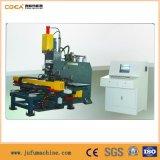 Máquina de perfuração hidráulica do CNC para a placa de aço