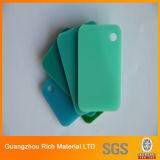 Plastikacrylblatt-Form-Plexiglas-Blatt färben