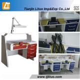 Cabina dental del laboratorio/equipo de laboratorio dental/bancos de laboratorio dentales