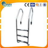 3 Ladder de Van uitstekende kwaliteit van de Pool SS304 van de Ladder van de in-pool van stappen