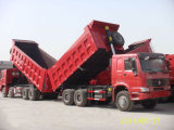 De Vrachtwagen van de Stortplaats 25tons HOWO van Sinotruk 290HP/336HP/371HP 6X4 (ZZ3257M3241M)