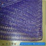 40*60cm Veilchen Raschel Beutel für verpackengemüse