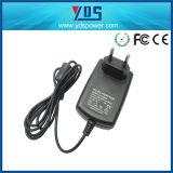 9V 2A UE enchufe el cargador de la pared con el mini USB