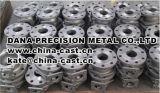 中国の投資鋳造弁の部品