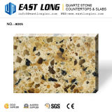 Brames artificielles imperméables à l'eau de pierre de quartz pour le marché global/Vanitytops/partie supérieure du comptoir