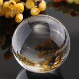 In het groot Decoratieve K9 Duidelijke Kristallen bol voor de Decoratie van het Gebruik en van het Huis van de Fotografie