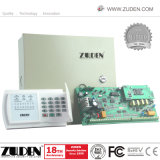 GSM/PSTN Home Security Burglar Wireless Alarm for Project Use