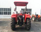 농업 방안을%s 가진 80 HP 농업 기계장치 디젤 엔진 농장 또는 경작하거나 정원 또는 조밀한 트랙터