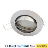Heiße kippbare LED GU10/MR16 Downlights Vorrichtung des Verkaufs-LED Innen