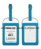 Lederne Arbeitsweg-Koffer-Gepäck-Beutel-Marke für Gepäck