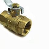 """Tubulação Industrial 3/4"""" Porta cheia de água da válvula de esfera de fornecedores"""