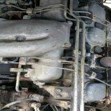 Utilisé devoir béton lourd camion mélangeur 8-10cbm Mitsubishi utilisé chariot