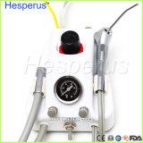 Produits de laboratoire dentaire dentaire Portable turbine éolienne de la machine Unité dentaire Hesperus
