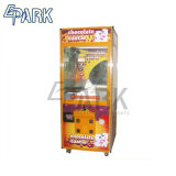 販売のための魅力的なチョコレートボックスアーケードの爪クレーン機械