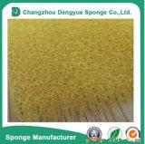 魚飼育用の水槽Reticulated 10-60ppiはセル粗い効率フィルター泡を開く