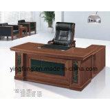 Tableau exécutif d'ordinateur de bureau de bureau de luxe moderne de meubles