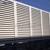 De geprefabriceerde Omheining van het Latje van het Aluminium van de Omheining van de Luifel van het Aluminium