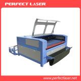 De professionele Machine van de Gravure van de Laser van de Kaart van het Huwelijk Scherpe met AutoVoeder