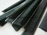 De zwarte Nylon Borstel van de Strook met de Houder van het Aluminium van het Type van F