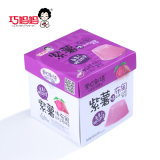 22 Gramm purpurrotes Kartoffel-Aroma-Plastikcup-Fruchtgelee-