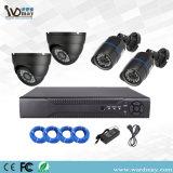 超Poe (イーサネット上の力)のカメラシステム4CH HD 5MP IPのカメラのビデオ録画システム