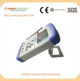 모터 저항 (AT518)를 위한 휴대용 마이크로 옴 미터