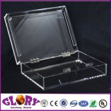 Acrylstandplatz-/Acrylic-Halter/kosmetischer acrylsauerausstellungsstand