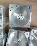 Dissipatore di calore di alluminio di profilo per le coperture del trasformatore di raffreddamento ad acqua