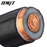 4 câble d'alimentation blindé de cuivre du faisceau 16mm2 35mm2 50mm2