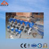 150 lb/300lb API Espigão de bolachas tipo caixa de engrenagem sem Válvula Borboleta de vedação de metal (GALD373W)