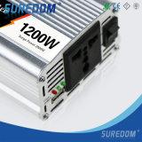 USB do inversor 1 da potência da C.C. AC110V 220V do inversor 1200W 12V da potência do carro