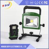 Luz LED de trabajo 48W, la luz de trabajo COB