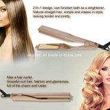 Professional Hair Straightener vapeur avec plaques flottant