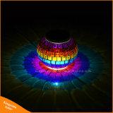 Colorare la lampada autoalimentata solare cambiante della Tabella del LED per l'accensione delle decorazioni di natale dei partiti