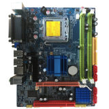 G31-775 Motherboard do Computador com 533/800/1066/1333 MHz de freqüência do barramento do host