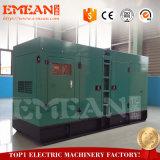 Diesel Perkins van China Water Gekoelde Generator met Ce ISO 108kw