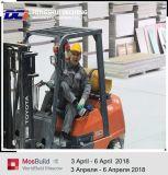 Consumo Capacitysmall grande fábrica de máquina de fabrico de cartão de gesso Automática