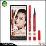 Черноты косметик свободно образца карандаш Eyeliner косметик метки частного назначения профессиональной водоустойчивый