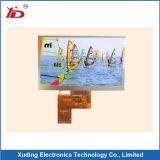 4.3 ``해결책 480*272 높은 광도 TFT LCD 전시 화면 전기 용량 접촉 위원회