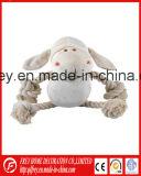 Drôle de jouets pour animaux de compagnie de jouets en peluche du chien Bone