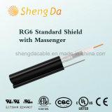 RG6 Coaxiale Kabel met beperkte verliezen voor Digitale AudioVideo