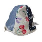 赤ん坊(LB15047)のための釣バケツの日曜日の昇進帽子