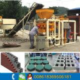 Fudaの機械装置のドイツ技術のブロックの煉瓦作成機械