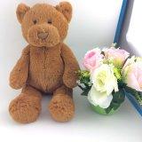 L'animale farcito molle dell'abbraccio di natale dell'orsacchiotto della baia su ordinazione dell'orso scherza il giocattolo della peluche