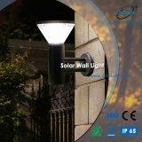 옥외를 위한 태양 벽 빛 LED 빛