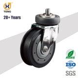 4 Zoll 5 Zoll-Einkaufswagen-Fußrollen mit PU-Rad